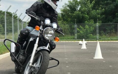 Continental Safety-Hungary motoros képzési csomag
