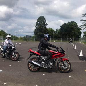 Motoros tréning